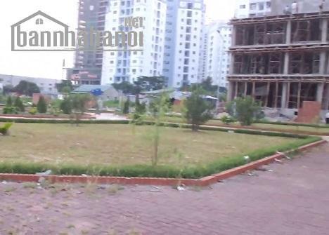 Bán đất đấu giá Nam Trung Yên 91m2 vườn hoa giá 19,1tỷ