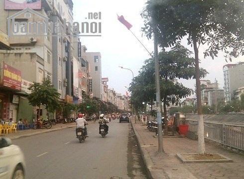 Bán đất mặt phố Nguyễn Khang 200m2 MT:7m giá 50tỷ