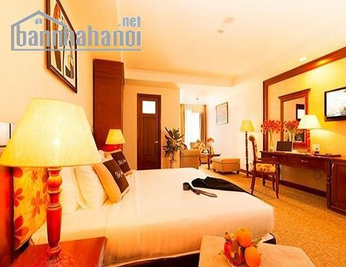 Bán khách sạn Trung Hòa Nhân Chính 200m2x8T 40phòng giá 60tỷ