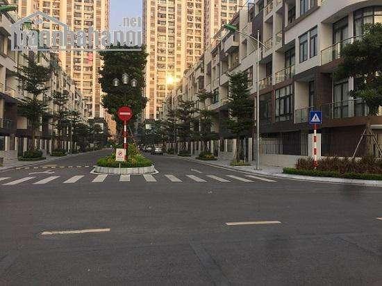 Bán nhà liền kề HD Mon City Hàm Nghi dt 120m2 giá 18,3tỷ