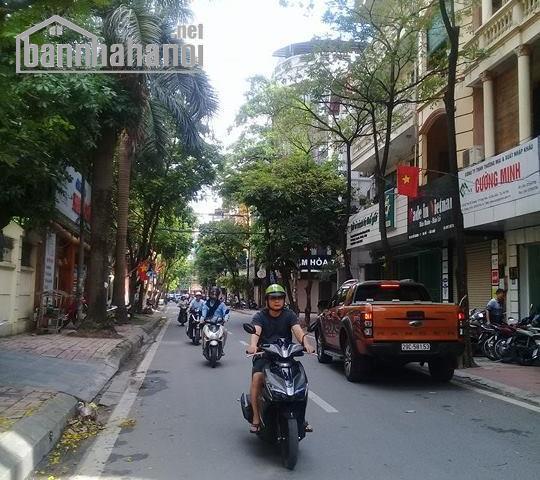 Bán nhà mặt phố Đỗ Quang 55m2x5T MT:4m giá 19tỷ