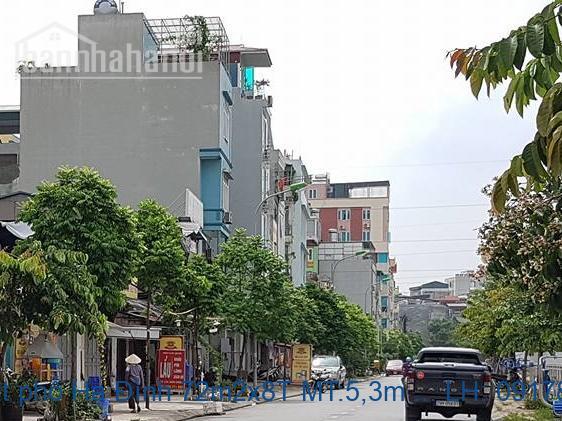 Bán nhà mặt phố Hạ Đình 72m2x8T MT:5,3m giá 20tỷ