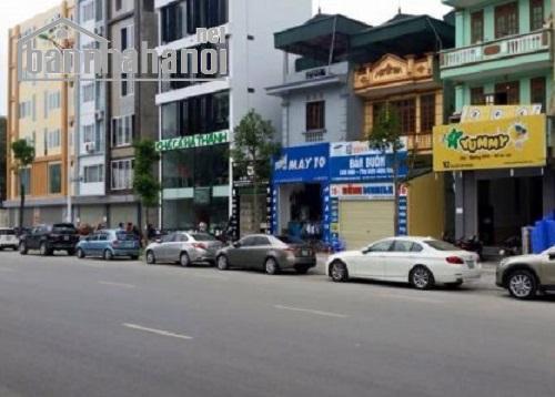 Bán nhà mặt phố Mỗ Lao 68m2x6T MT:5m giá 14tỷ