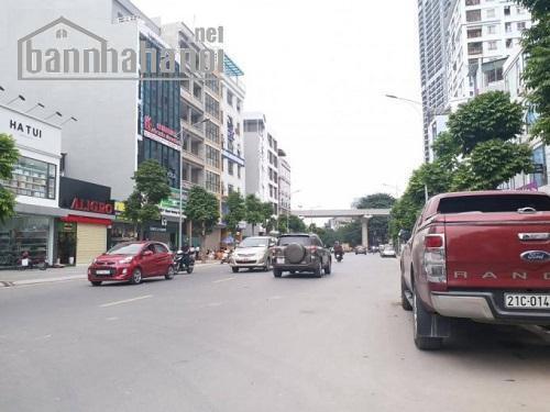 Bán nhà mặt phố Trần Đăng Ninh kéo dài 52m2x1T MT:3,9m giá 15tỷ