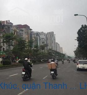 Bán nhà mặt phố Triều Khúc, quận Thanh Xuân 62m2 giá 17,5tỷ