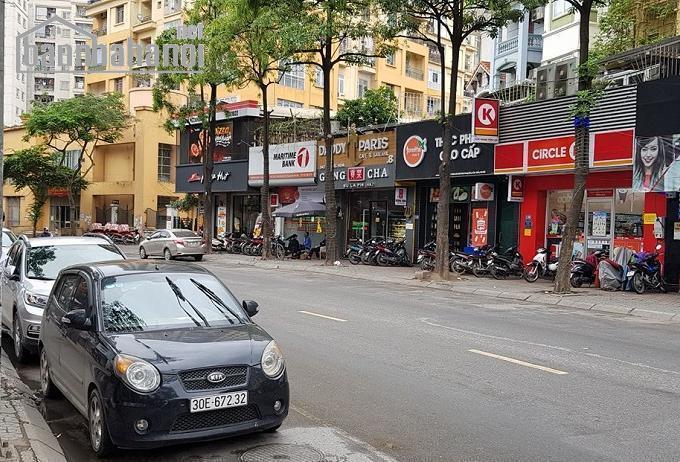 Bán nhà mặt phố Trung Hòa 140m2 MT:5,3m giá 42,5tỷ