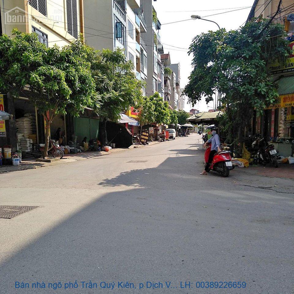 Bán nhà ngõ phố Trần Quý Kiên, p Dịch Vọng, Cầu Giấy 32 m2 giá 9,4